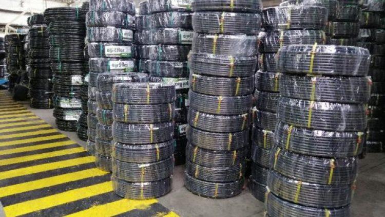 El reciclaje es un motor industrial: A través del peletizado se elaboran productos